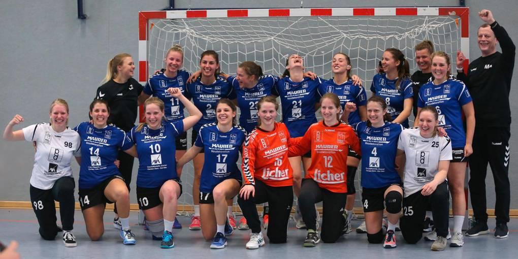 HSG Frauen 1 - Meister Story